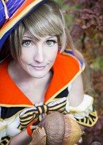 Cosplay-Cover: Kotori Minami (Halloween)