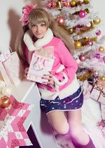 Cosplay-Cover: Minami Kotori (Pink Coat)