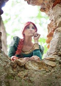 Cosplay-Cover: Princess Fiona