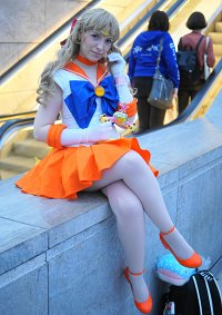 Cosplay-Cover: Sailor Venus (live Action)
