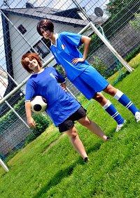 Cosplay-Cover: Feliciano Vargas (N. Italy) Football