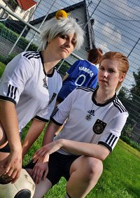 Cosplay-Cover: Ludwig / Deutschland [Fußballtrikot]