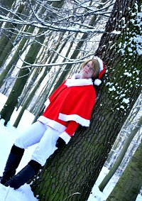 Cosplay-Cover: Alfred F. Jones [USA] (Christmas)