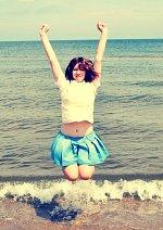 Cosplay-Cover: Yui Hirasawa (Summer School Uniform)