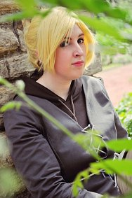 Cosplay-Cover: Annie Leonhardt (Casual Anime Outfit)