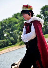 Cosplay-Cover: Maō