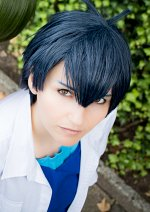 Cosplay-Cover: Karamatsu [F6 Schuluniform]