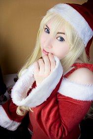 Cosplay-Cover: Tsumugi Kotobuki - (Santa Outfit)