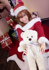 Cosplay-Cover: Hirasawa Yui - Santa Outfit