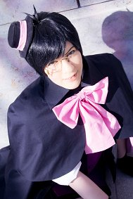 Cosplay-Cover: Todomatsu Matsuno (Phantom Thief)