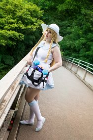 Cosplay-Cover: Lillie