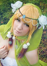 Cosplay-Cover: Linkle (Art Nouveau)
