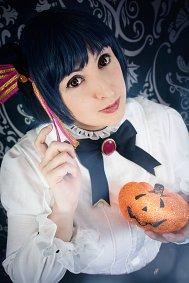 Cosplay-Cover: Yoshiko Tsushima (Halloween Version) [UR #1018]