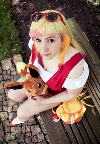 Cosplay-Cover: Risa (Movie Everyone's Story)