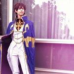 Cosplay: Suzaku Kururugi (Knight of Seven)