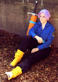 Cosplay-Cover: Trunks Briefs [Future]