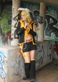 """Cosplay-Cover: Kagamine Rin - Return to zero 【 Project""""0"""" 】"""