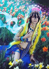 Cosplay-Cover: Shiro Yoshiwara (Vol. 8 Cover)