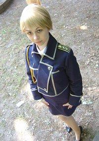 Cosplay-Cover: Riza Hawkeye//Military Skirt