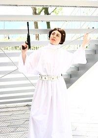 Cosplay-Cover: Leia Organa