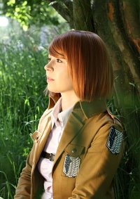 Cosplay-Cover: Petra Ral