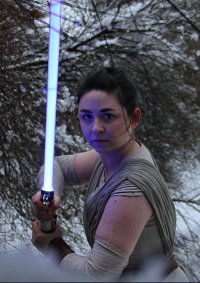 Cosplay-Cover: Rey//Scavenger