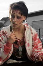 Cosplay-Cover: Zombie [black/white]