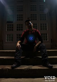 Cosplay-Cover: Tony Stark - (Fanart)
