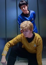 Cosplay-Cover: Spock [reboot]