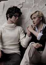 Cosplay-Cover: Allen Ginsberg [Kill Your Darlings]