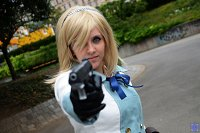 Cosplay-Cover: Leanne