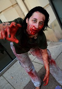 Cosplay-Cover: Klaus-Dieter ᘟ Autounfall-Fotografen-Zombie
