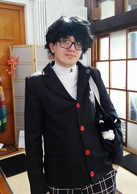 Cosplay-Cover: Protagonist Persona 5