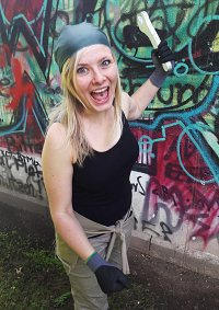 Cosplay-Cover: Winry Rockbell