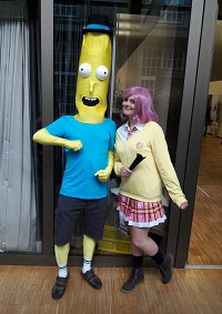 Cosplay-Cover: Mr. Poopybutthole