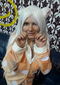 Cosplay-Cover: Black Hanekawa