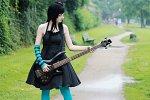 Cosplay-Cover: Mio Akiyama [lazy-dress]
