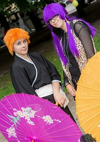 Cosplay-Cover: Purple Leo Ding xD