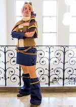 Cosplay-Cover: Ezreal (weiblich)