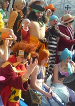 Cosplay-Cover: Buggy, der Clown [Impel down]