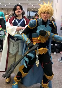 Cosplay-Cover: Ventus (Rüstung)
