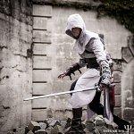 Cosplay-Cover: Altaïr Ibn-La