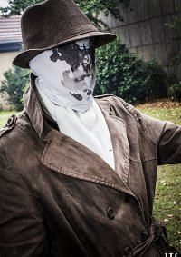 Cosplay-Cover: Rorschach