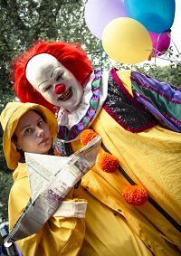 Cosplay-Cover: Pennywise (ES)