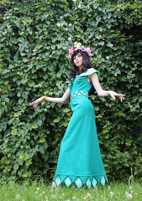 Cosplay-Cover: Lady Ceres [King's Quest VII]