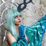 Cosplay: Moonlight butterfly (gijinka)