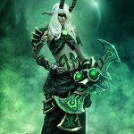 Cosplay: Bloodelf Demonhunter