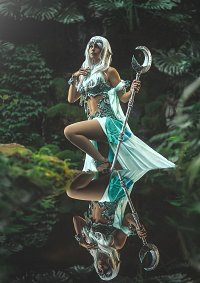 Cosplay-Cover: Moonlight priestess