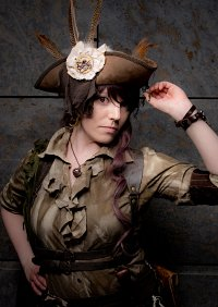 Cosplay-Cover: Captain Veronica McGrace