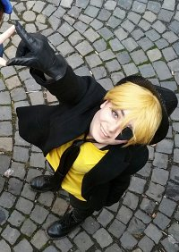 Cosplay-Cover: Human Bill Cipher